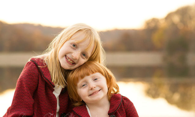 Sneak peek for the B Family | Boonsboro family photographer