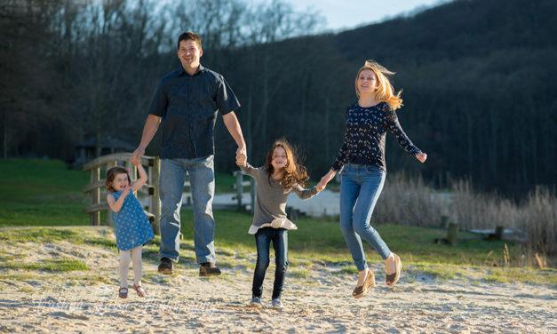 Sneak peek for the P family | Frederick family photographer