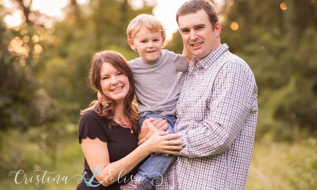 A Sneak Peek for the B Family | Jefferson Family Photographer