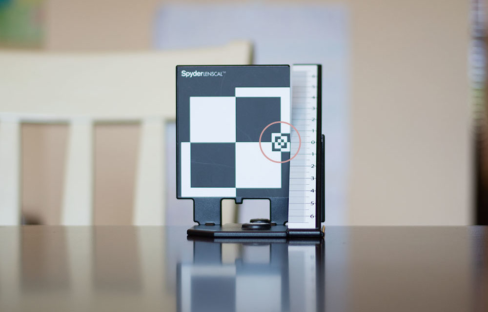 Do you calibrate your lens?