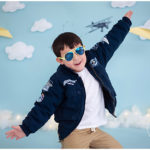 Aviator Session • Maryland Child Photographer