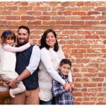 Sneak Peek for the M Family • Downtown Frederick Family Photographer