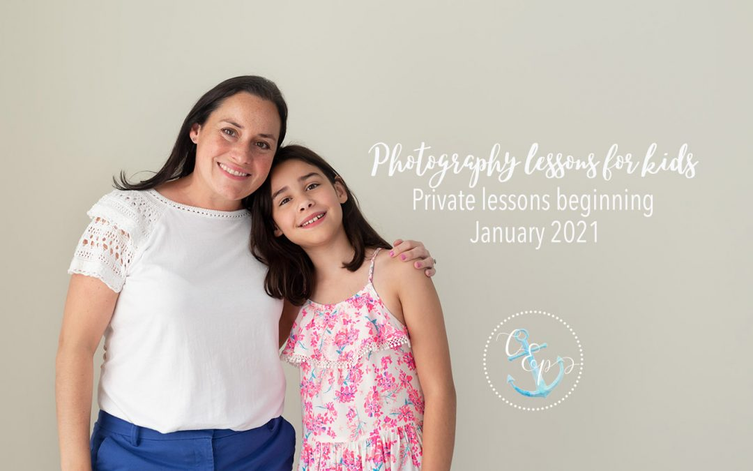 Photography Lessons for Children • Frederick MD Photographer
