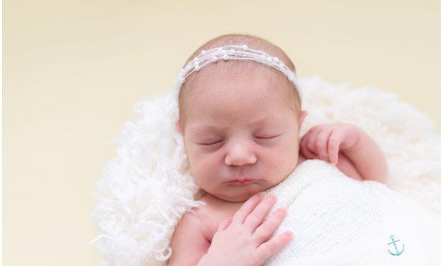 Sneak Peek for Baby O • Frederick Newborn Photographer