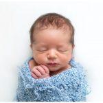 Sneak Peek for Baby E • Frederick Maryland Newborn Photographer