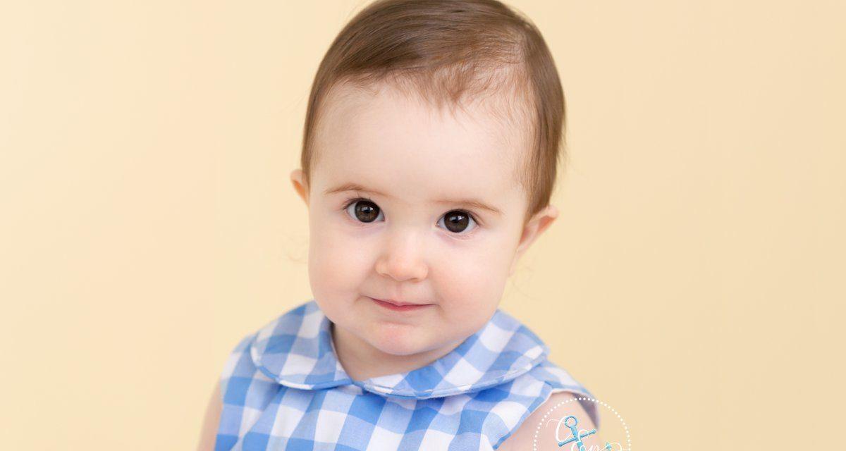 Sneak Peek for A • Frederick MD Baby Portraits